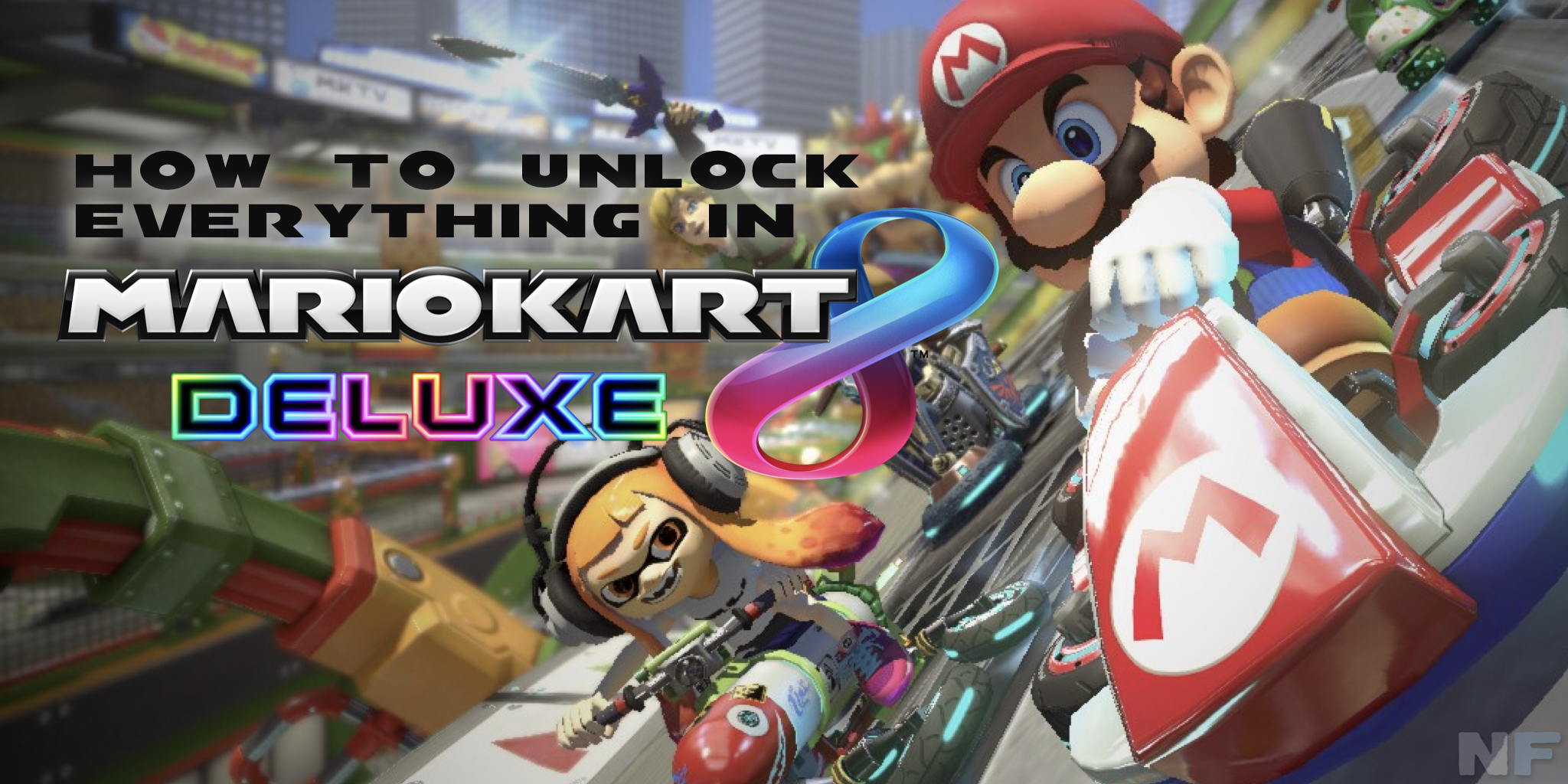 how to unlock everything in mario kart 8 deluxe nintendofuse