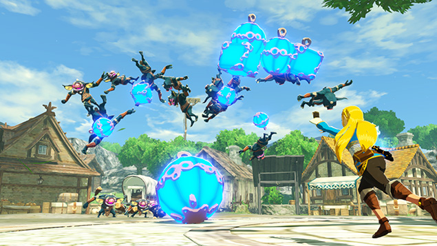 Hyrule Warriors Age Of Calamity Announced Nintendofuse